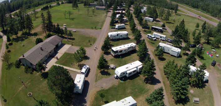 Customer Spotlight – Penmarallter Campground